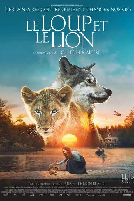 CINÉVÔGE LE LOUP ET LE LION