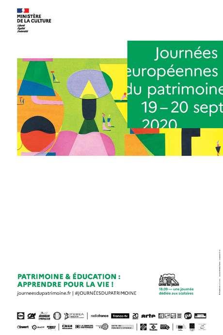 JOURNÉES EUROPÉENNES DU PATRIMOINE - IMAGERIE D'ÉPINAL