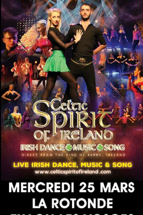 REPORTE - CELTIC SPIRIT OF IRELAND