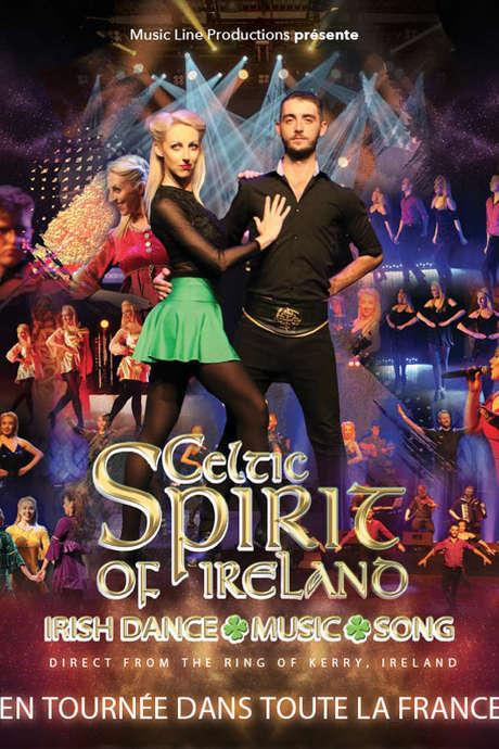 CELTIC SPIRIT OF IRELAND
