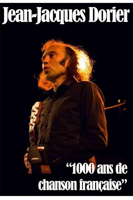 SPECTACLE 1000 ANS DE CHANSON FRANCAISE