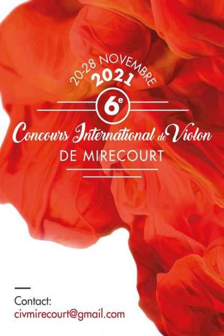 CONCOURS INTERNATIONAL DE VIOLON