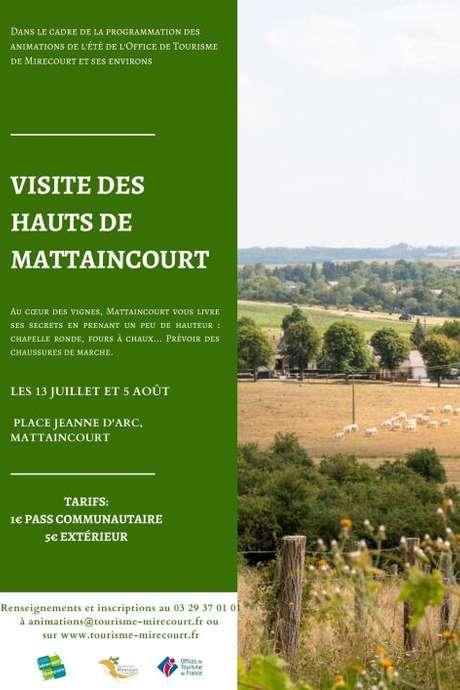 BALADE DES HAUTS DE MATTAINCOURT