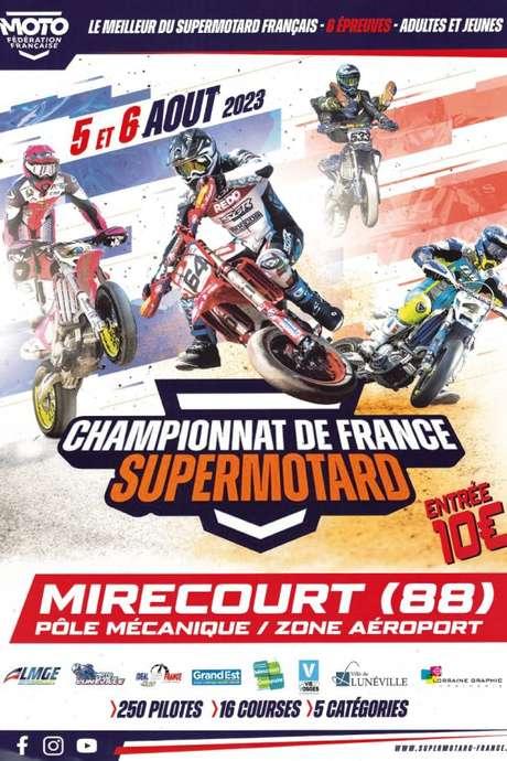 SUPERMOTARD CHAMPIONNAT DE FRANCE