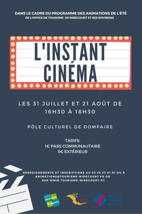 ATELIER L'INSTANT CINÉMA - MOTEUR ÇA TOURNE