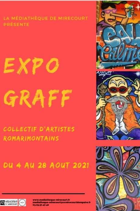 EXPOSITION GRAFF