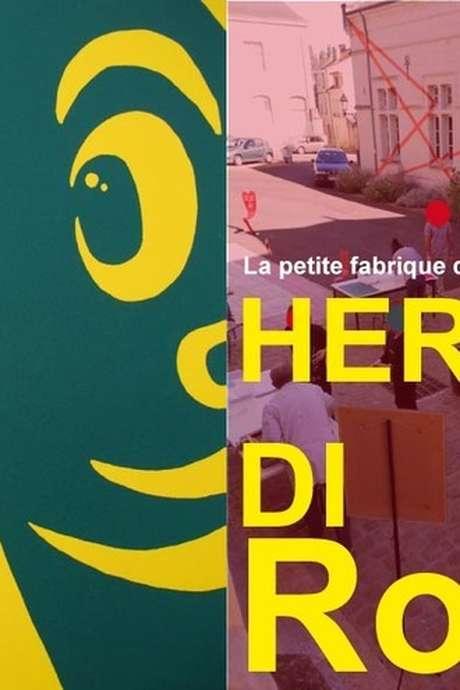 La petit fabrique du regard : Hervé Di Rosa