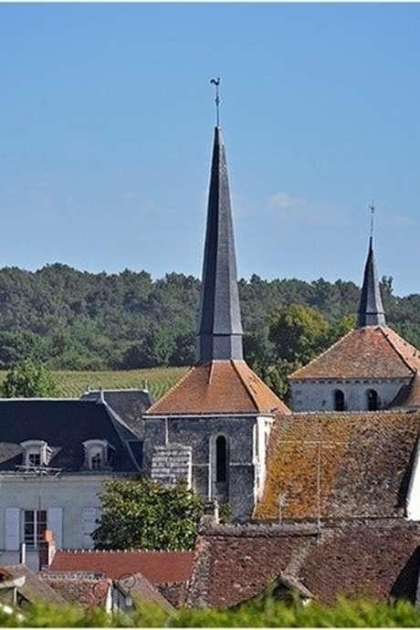 Découvrez l'église de Coussay-lès-Bois