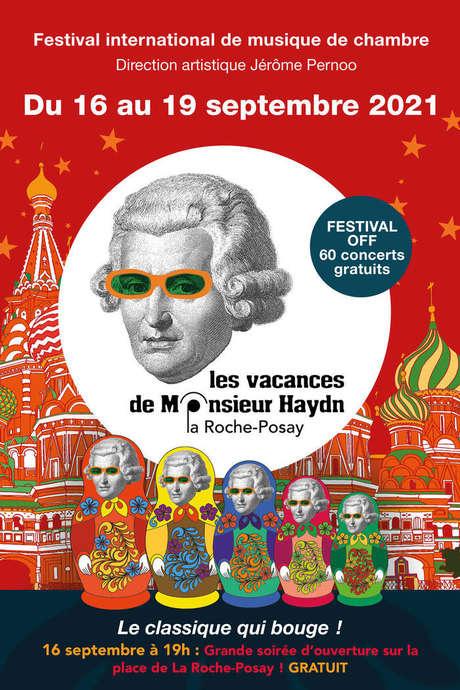 Festival international de musique de chambre Les Vacances de Monsieur Haydn