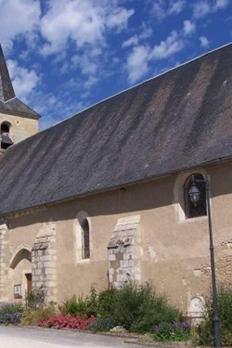 Découvrez l'église d'Archigny