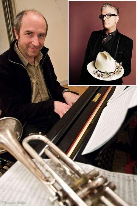 Michel Delage Big Band invite Sanseverino