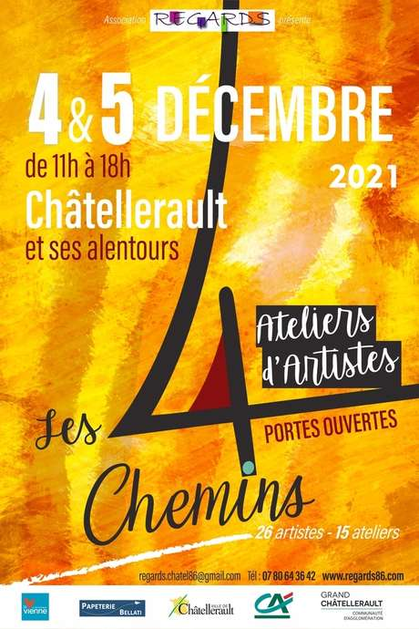 """Les 4 Chemins"""