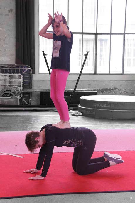 Atelier cirque en duo parent/enfant (FESTIVAL LES INSOUCIANTS)
