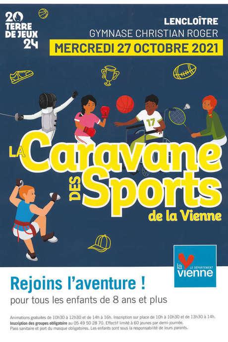 Caravane des sports de la Vienne