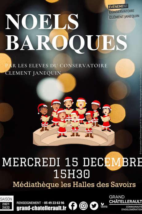 Noëls baroques
