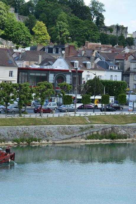 """Visite guidée : """"Château-Thierry et l'eau"""""""
