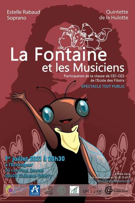 CONCERT : La Fontaine et les Musiciens