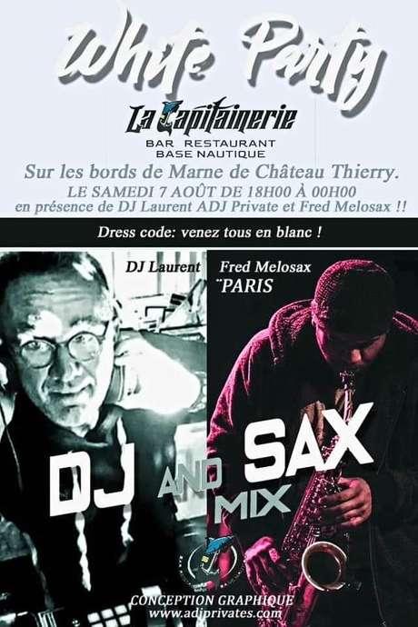 Soirée DJ : White Party