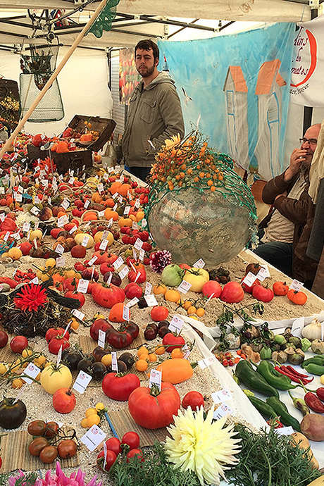 9ème fête des légumes anciens