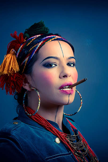 Musique en Omois : Karimouche + Sclavine