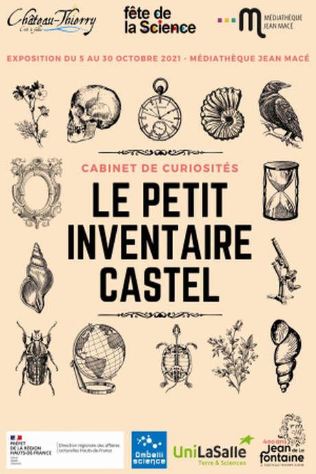 Exposition: Le Petit Inventaire Castel