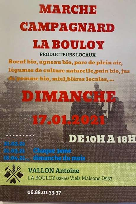 Marché Campagnard de La Bouloy