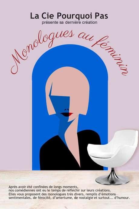 THEATRE : Monologues au féminin