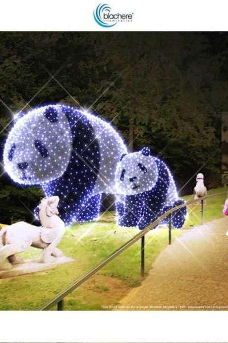 Noël au ZooParc de Beauval