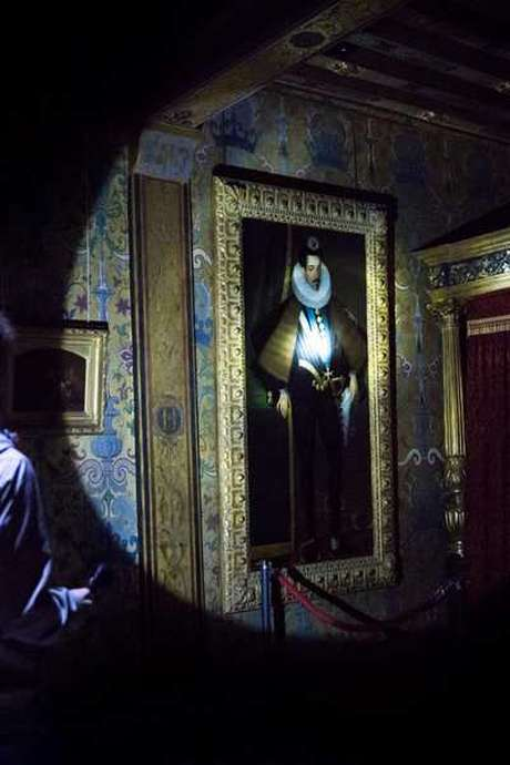 """""""Murmures nocturnes"""" - Visite guidée au château royal de Blois"""