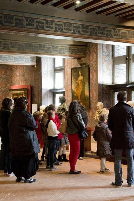 Visite familiale « A toi la vie de Château » au château royal de Blois