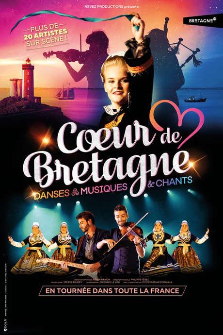 SPECTACLE : COEUR DE BRETAGNE