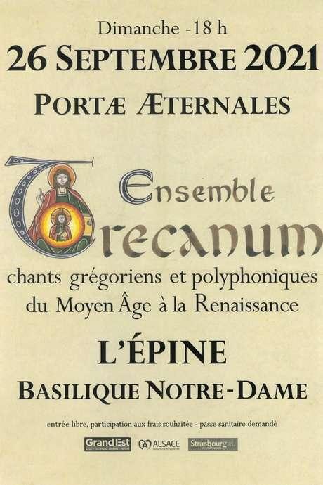 Concert Ensemble l'Ecanum