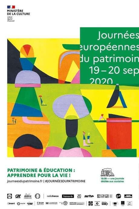 JOURNÉES EUROPÉENNES DU PATRIMOINE 2020 | ECO-QUARTIER …QUÈSACO ?