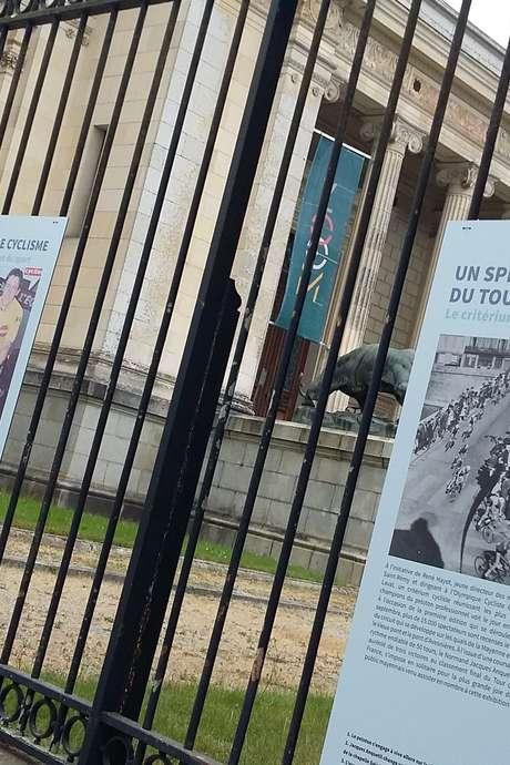 EXPOSITION EN PLEIN AIR // LAVAL À VÉLO : DES HISTOIRES POPULAIRES