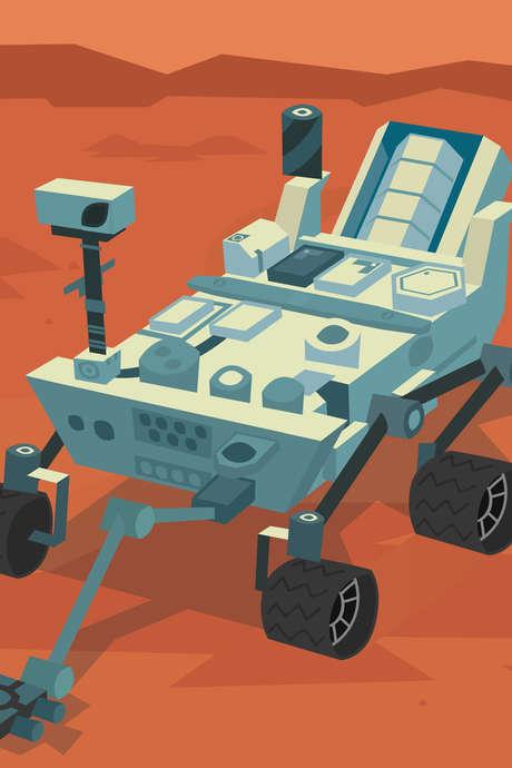 ATELIER « MISSION MARS » // ZOOM
