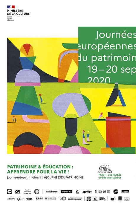 JOURNÉES EUROPÉENNES DU PATRIMOINE 2020 | THERMES GALLO-ROMAINS D'ENTRAMMES