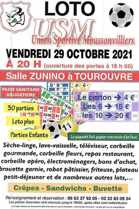Loto USM Moussonvilliers