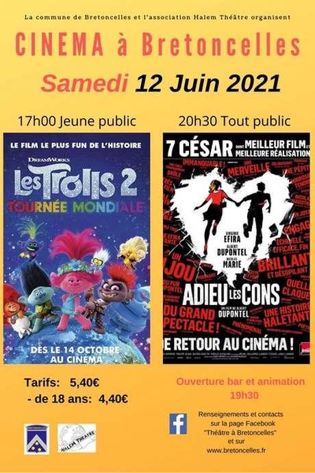 Cinéma à Bretoncelles