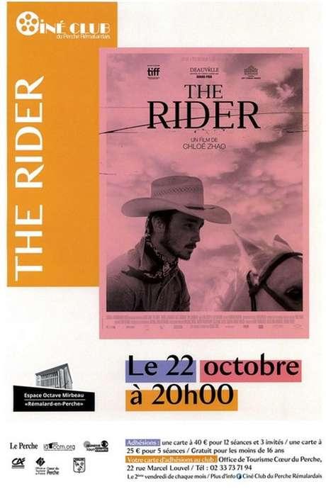 """""""The Rider"""" - Séance du Ciné-Club du Perche Rémalardais"""