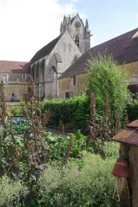 Journées du Patrimoine au Prieuré de Sainte-Gauburge - visite conférence
