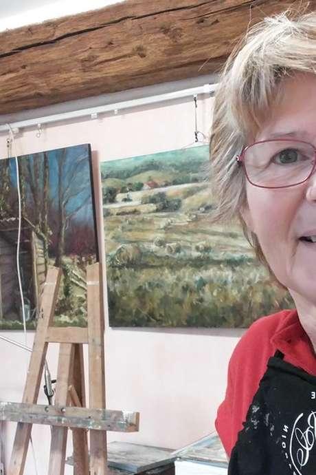"""ANNULATION - """"Le Père et l'Arbre"""" - Exposition de peintures de Suzanne Tellier"""