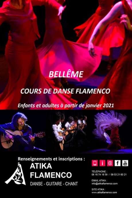 Stage de Flamencon