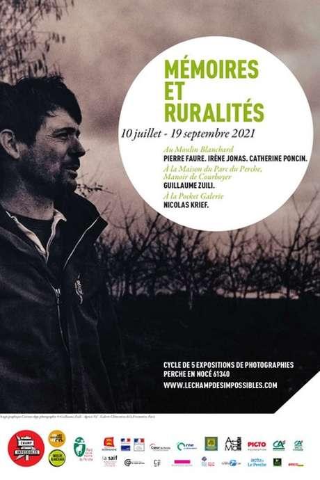 Mémoires et Ruralités - 5 expositions sur 3 sites