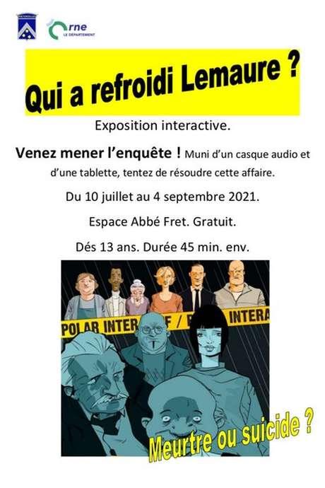 Qui a refroidi Lemaure ? - Exposition interactive