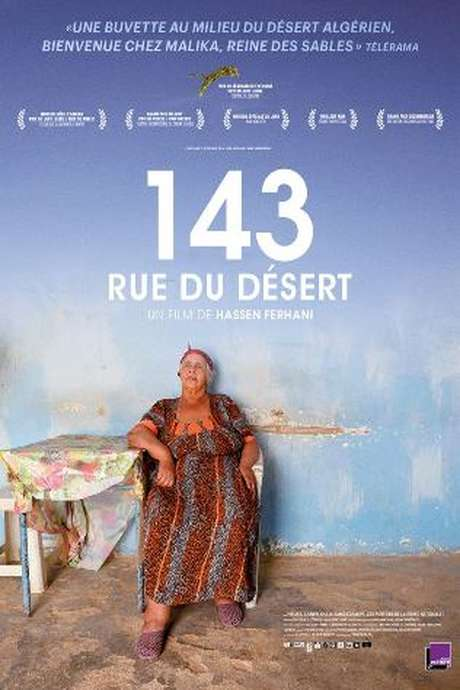 """Cinéma """"143 rue du Désert"""""""