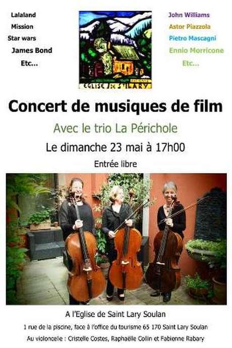 Concert trio La Périchole