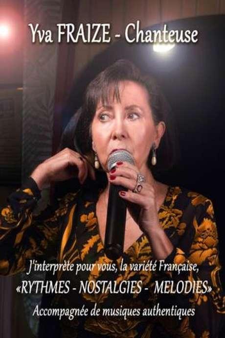 Concert avec Yva Fraize
