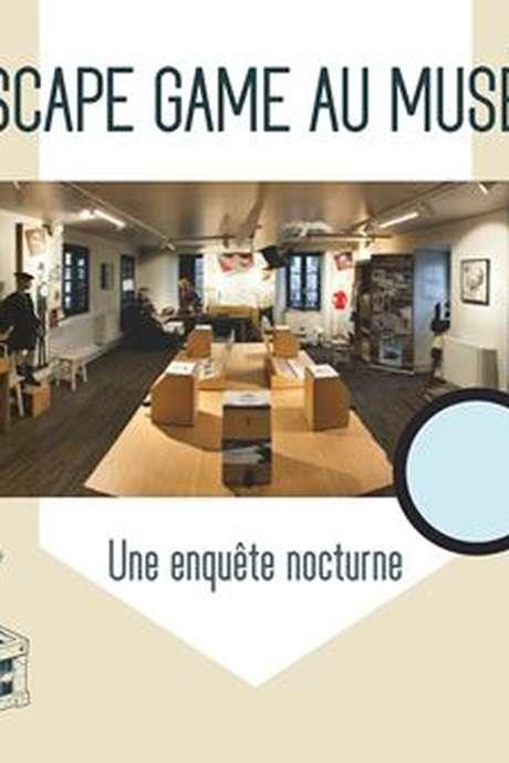Escape Game Musée