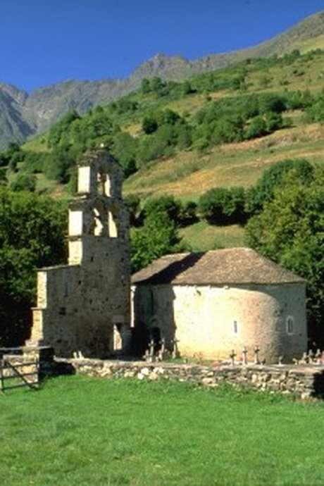 Ouverture de la chapelle des Templiers à Aragnouet