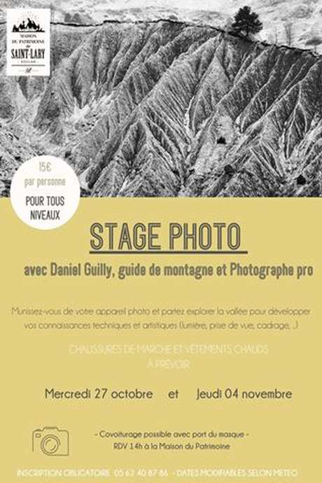 Stage Photo Daniel Guilly
